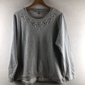 📦Gray sweater extra large